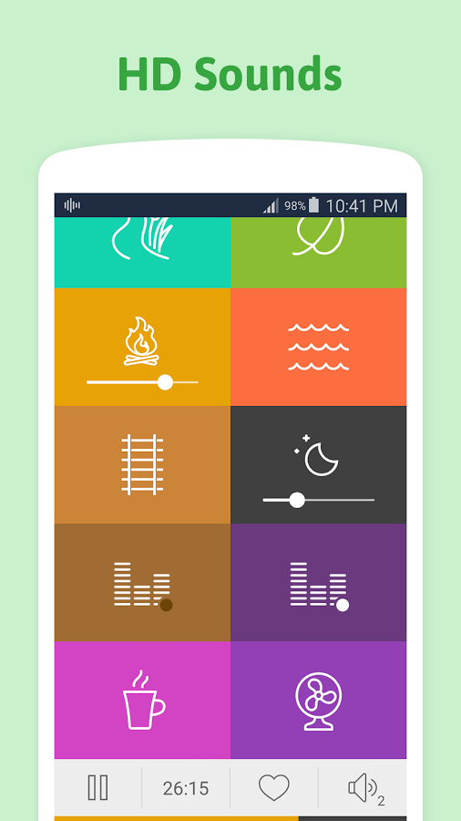 Apps for people who experience Anxiety or Sensory